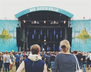In photos: MS Dockville Festival in Hamburg