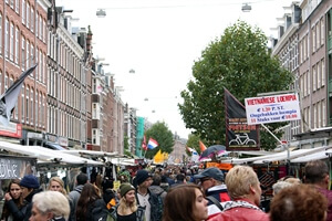 In photos: Albert Cuyp Market, Amsterdam