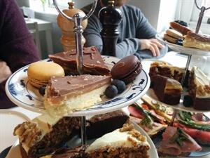 Amsterdam Travel: Afternoon Tea at Hotel Droog