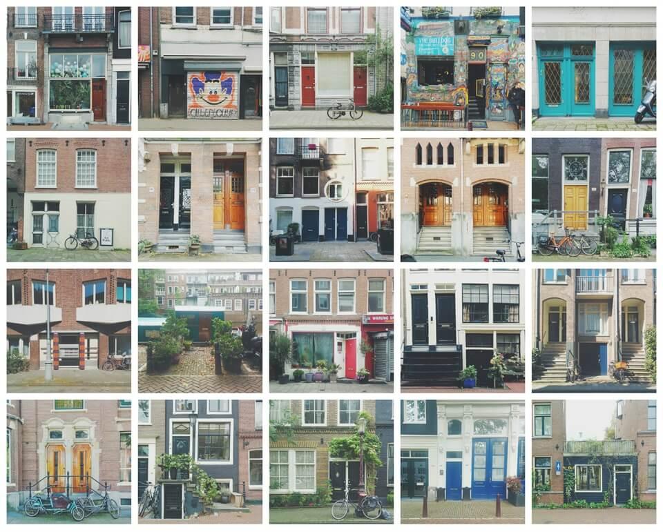 In photos: Amsterdam Doors (41 - 60)