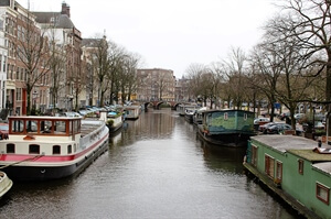 In photos: A January Weekend in Amsterdam