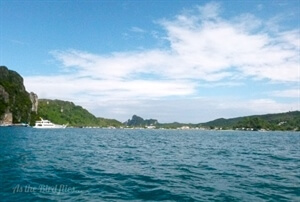 Koh Phi Phi -Let's go to the beach... Part One
