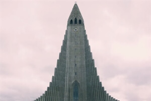 Hallgrímskirkja: A Cathedral with a View