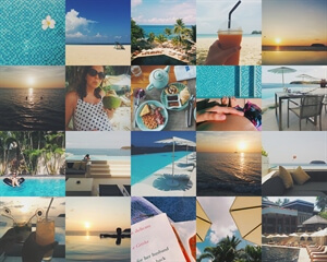 Twenty little photos from a babymoon in Phuket, Thailand