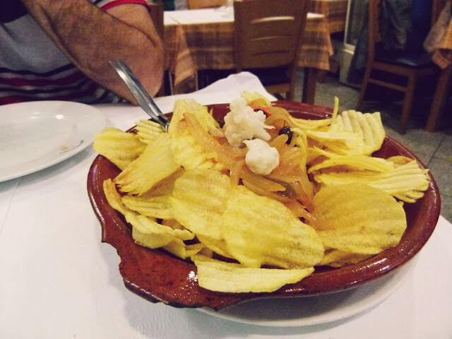 In photos: What we ate and drank in Porto