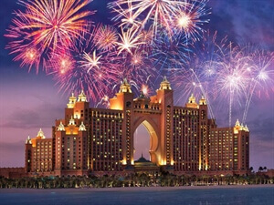 Happy New Year from Dubai!