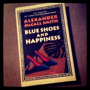 Book Review: Blue Shoe and Happiness by Alexander McCall Smith