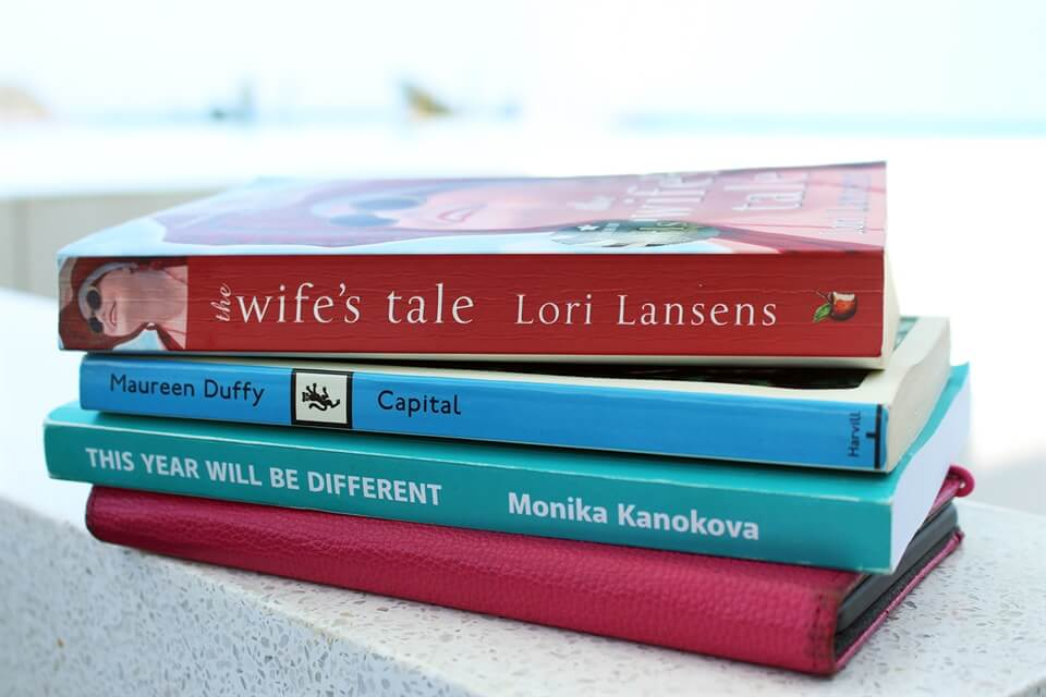 The Books I Read in March 2015