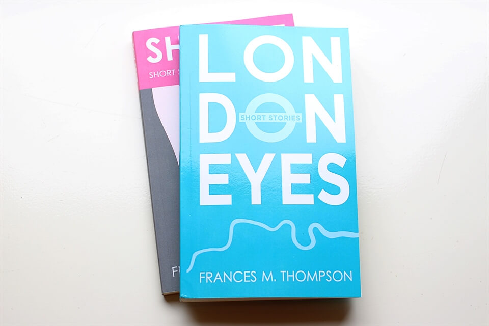 London Eyes: Short Stories is now available as a paperback!