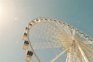 In photos: A sunny day in Brighton