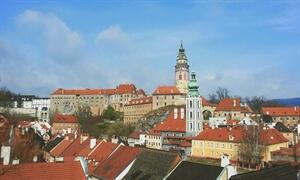 In photos: A visit to Český Krumlov