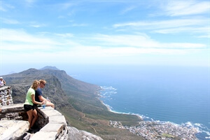 In photos: The Top of Table Mountain, Cape Town