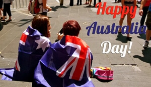 In photos: Australia Day in Melbourne