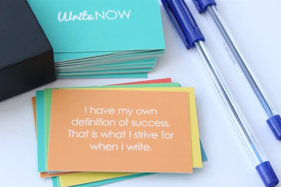 Order WriteNOW Cards - Affirmation Cards for Writers : As the Bird ...
