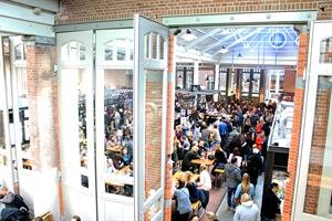 Amsterdam Travel: Lunch at De Foodhallen, Amsterdam West
