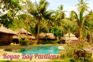 Hotel, Motel, Holiday Inn: Koyao Bay Pavillions