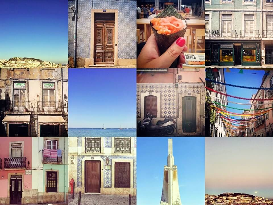 MusicMonday: Love from Lisbon Playlist