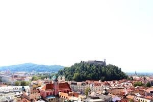 First Impressions: Ljubljana, Slovenia