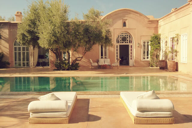 Hotel, Motel, Holiday Inn: Luxury in Marrakech