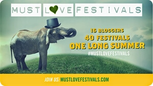 MusicMonday: Must Love Festivals Playlist!