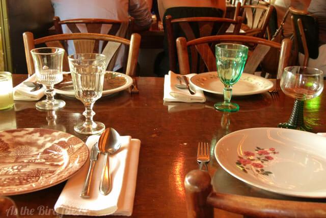 Best Kept Secret: Moeders Restaurant in Amsterdam