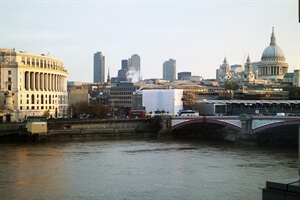 A Stylish Hotel With a View in London: Review of Mondrian London