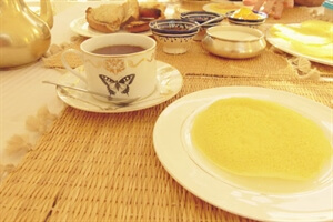 Moments of Happiness: Breakfasts in Morocco