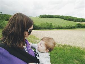 A Diary of Motherhood: Week Forty-Three