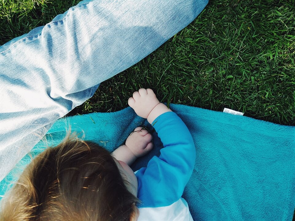 A Diary of Motherhood: Week Forty-Four