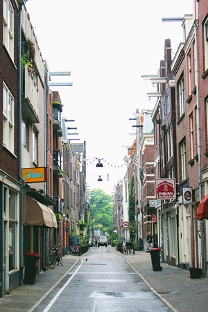 In Amsterdam: Eating Amsterdam Food Tours