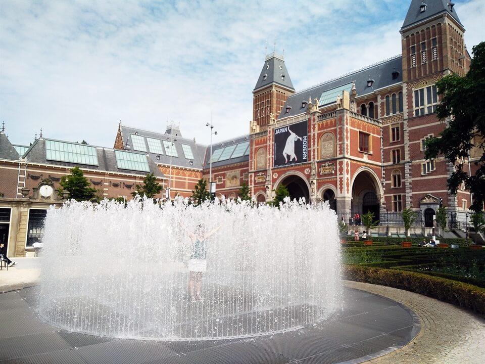 Best Kept Secret: Free Art and Fun in Rijksmuseum Garden