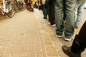 My Thoughts:Why you should queue for Anne Frank House