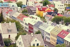 In photos: A Walk around Reykjavik