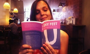 Shy Feet Now Available as a Paperback