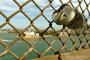 In photos: Love locks around the world