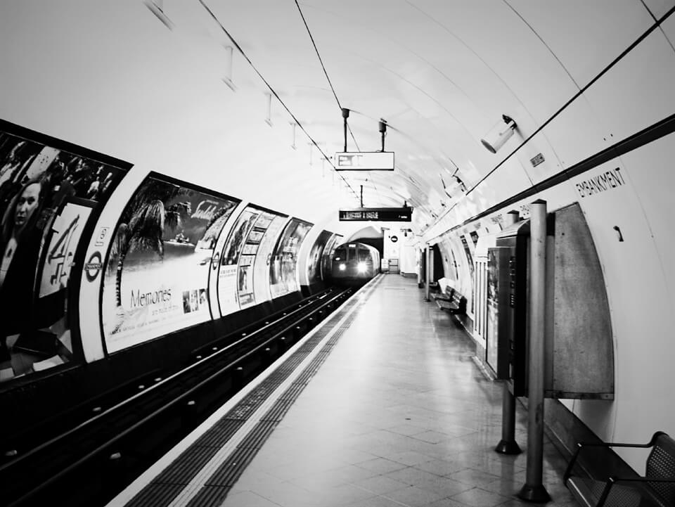 Words from my Stories: The Ghosts of London Underground