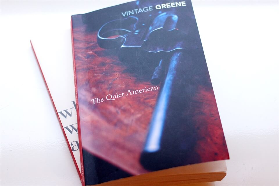 the quiet american context essay Find helpful customer reviews and review ratings for the quiet american (critical library, viking) at amazoncom read honest and unbiased product reviews from our users.