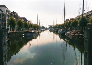 Best Kept Secret: Delfshaven in Rotterdam
