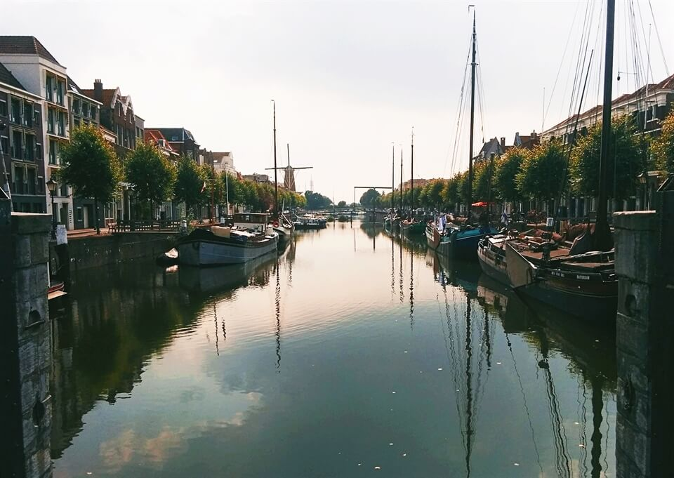 Best Kept Secret: Delfshaven in Rotterdam